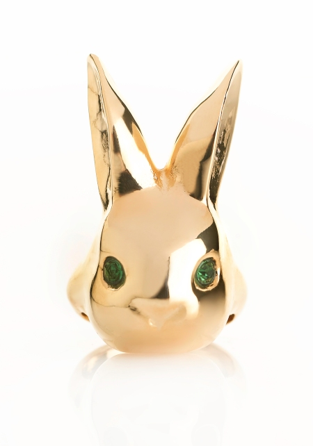 rabbit ring